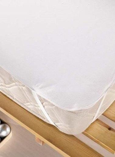 Eponj Home Sıvı Geçirmez Alez 100x200  Beyaz